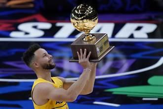 NBA》絕殺康利!柯瑞2度拿下三分球大賽冠軍