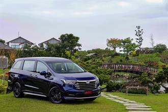 让全员更幸福的移动体验,2021 Honda Odyssey 二度改款 2.4 七人座登峰版