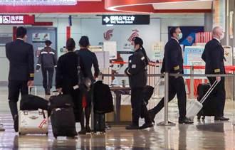 機組員機上或國外違反防疫  首納民航法開罰
