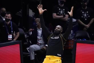 NBA》詹皇被笑不會選人 明星賽打臉球評