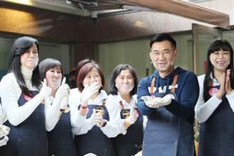 反萊豬公投送件前夕 國民黨婦女節包水餃凸顯食安元年