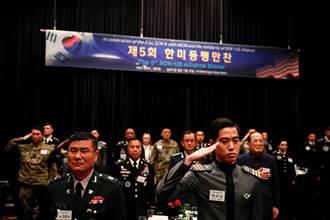 美韓駐軍費原則上達協議 首爾將增加分攤金額