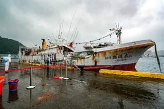 救援永裕興18號 海巡航行浬程、天數破紀錄