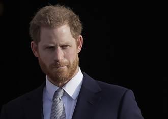 哈利王子:我受困於王室體制 父親兄長也是