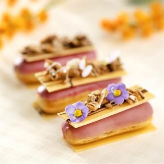 餐盤裡的花季 台北遠東飯店馬可波羅酒廊花現香格里拉午茶好吸睛