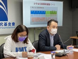 打造友善生育職場 國民黨智庫在婦女節偕女立委提兩項修法