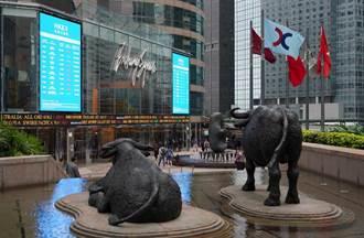 港科技股吐回今年涨幅 港股挫557点 2万9关卡再失守