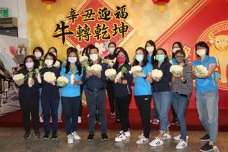 慶祝婦女節 台東市長、卑南鄉長分別獻上祝福