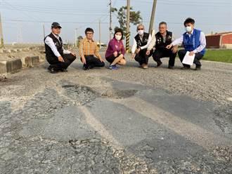 雲縣府投入逾800萬 改善沿海3鄉鎮農地重劃區農水路