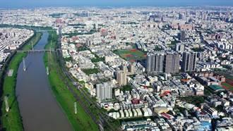 交通、商业枢纽 台南市区家户比高居不下