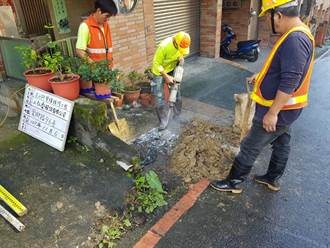 深坑「云乡山庄」不用再抽水 蓄水池预计下半年动工