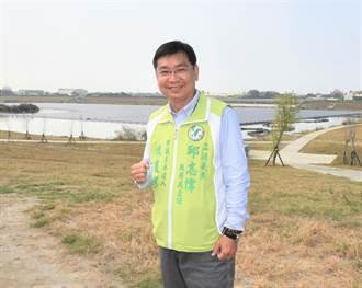邱志偉班底陳慶鴻 爭取民進黨高雄市議員提名