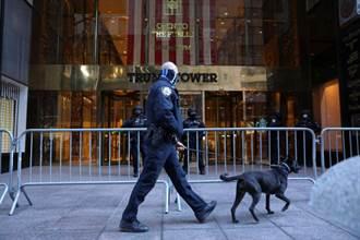 川普卸任后 首次返回家乡纽约