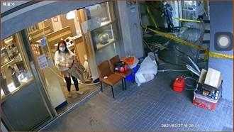 大火過後行竊4萬骨董瓷盤  67歲婦落網辯:弄破丟了