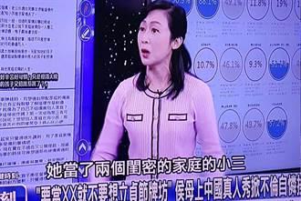 林月雲、侯佩岑母女為6500萬掀往事 劉寶傑發飆了