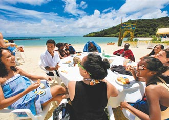 4天3夜帛琉团 旅费增逾1.5万