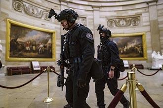 防暴亂 美退將籲設部隊常駐華府