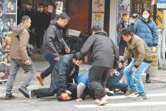 毒犯開槍拒捕 警險中彈急逮人