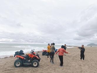 花蓮沙灘車占用部落聚會所 居民不滿