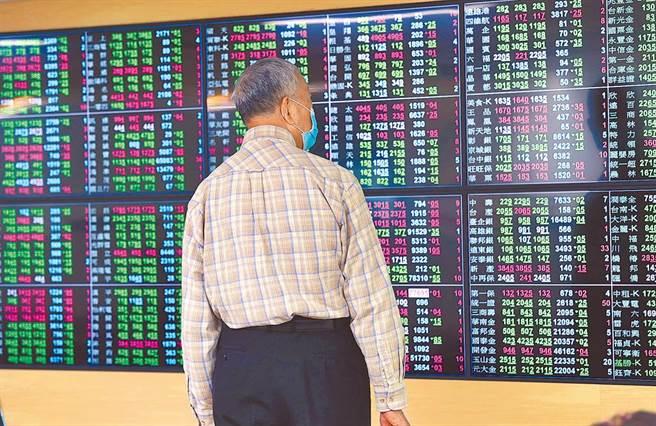 今日台股開盤收復萬六關卡。圖/本報系資料照片