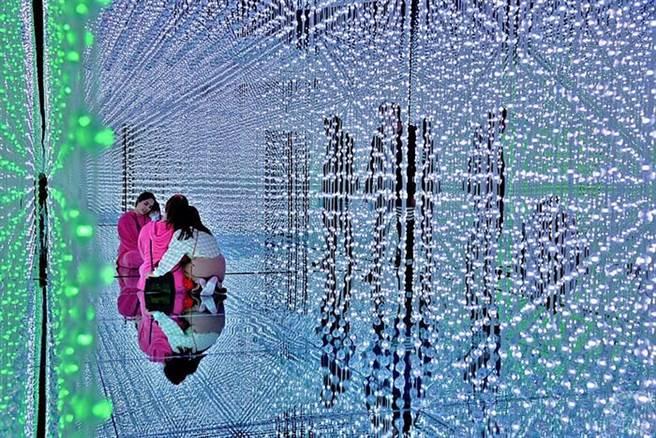 Dali_Art藝術廣場。(台中市政府觀旅局提供)
