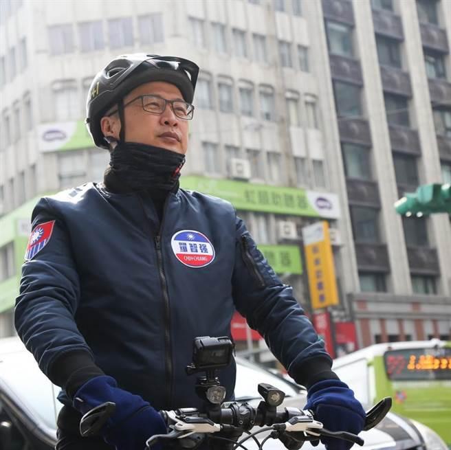 國民黨籍台北市議員羅智強。(取自臉書)