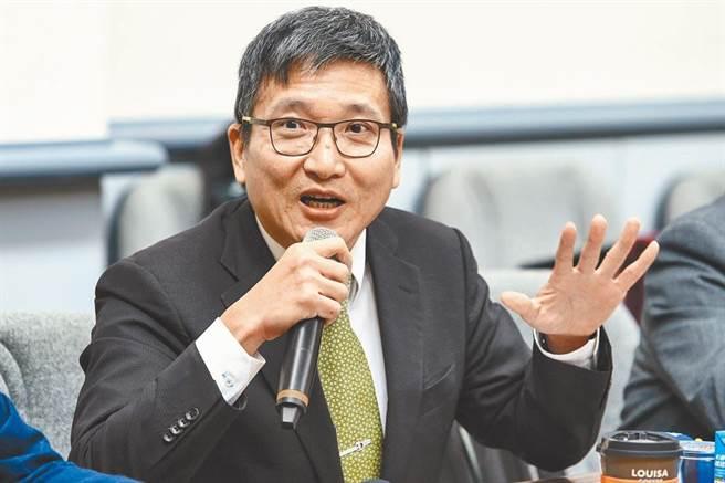 淡江大學兩岸關係研究中心主任張五岳。(本報系資料照片)