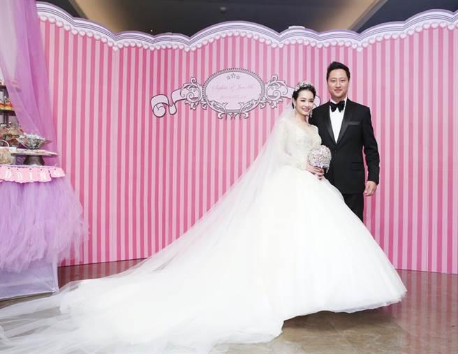 王思佳結婚5年,宣布要當媽了。(中時資料照)