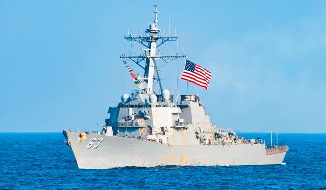 台灣與美國執行「日輝計畫」多年來,合作監聽中國大陸,分享雙方情資。美艦通過台海時,也是循此管道轉告我方。圖為神盾驅逐艦斯特蒂姆號,都曾穿越台海,執行任務。(摘自美國海軍官網)