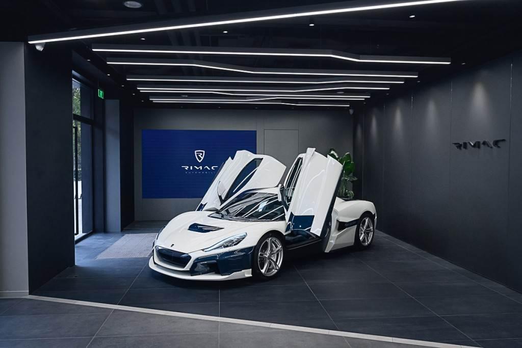 比起研發,或許直接用買的更快!保時捷進一步大幅擴增對純電跑車品牌Rimac的投資