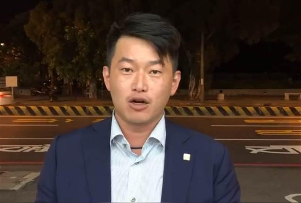 台灣基進黨立委陳柏惟罷免案確定通過第一階段,將進入第二階段60日連署。(圖/摘自陳柏惟臉書)