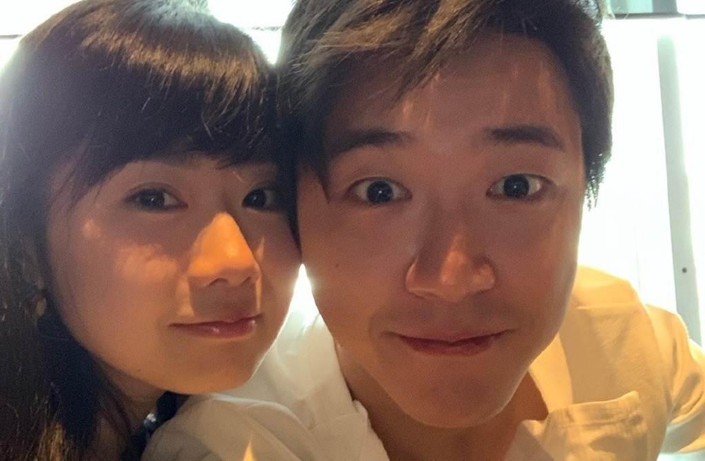 日媒爆料福原愛決心要與江宏傑離婚,更不打算回台灣了。(取自江宏傑微博)