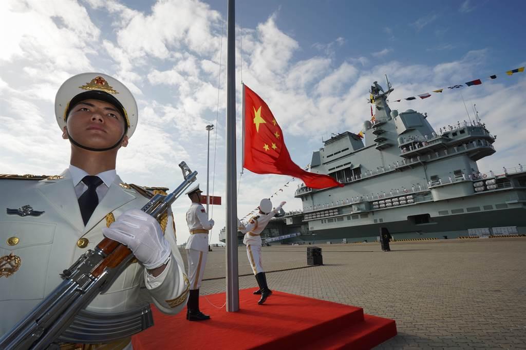 大陸外交部下屬智庫的學者投書《東亞論壇》,稱北京短期內不太可能以武力奪取台灣。(圖/新華社)