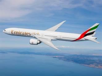 阿聯酋航空經濟艙旅客可加購鄰座空位 台北-杜拜來回機票享免費住宿