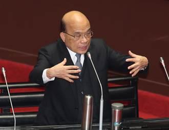 台南、高雄接連發生槍擊事件 蘇貞昌:人民對治安滿意度高 有情殺仇殺難免