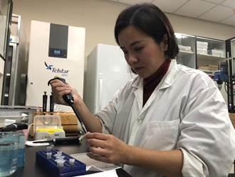 弘光妝品研究生抗癌後復學 發表研究鳳梨皮具抗氧化效果