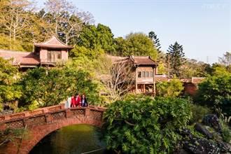 不用出國也能欣賞江南景色 深山裡的閩式建築
