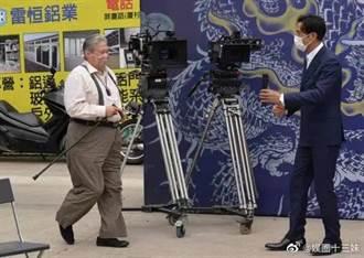 洪金宝小跑步上台破生病传闻 任贤齐讚气场强大