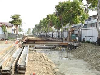 南投市内辘分洪工程徵收地拓宽中兴路 县府乐观其成