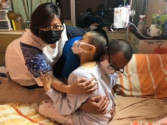 女兒罹患白血病,他當家庭主夫全力陪伴,只願給孩子平凡父愛
