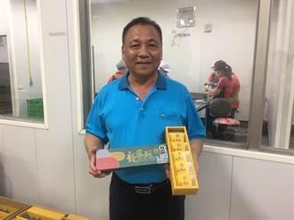 内门农会接获2400盒龙凤酥订单 首度上架新加坡超市
