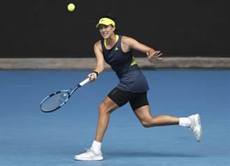 網球》收拾挫敗心情 穆古如莎用贏球反擊