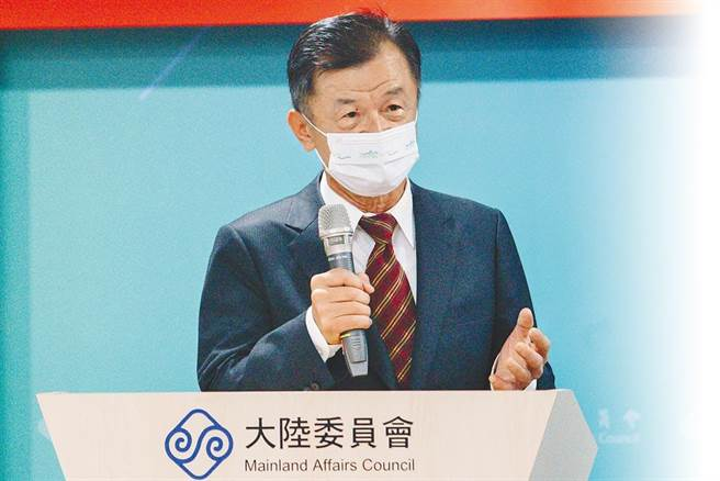 台灣新任陸委會主委邱太三上任還未滿月,邱太三表示,兩岸交流勢必要恢復,期待未來兩岸能夠「春暖花開」。(本報資料照片)