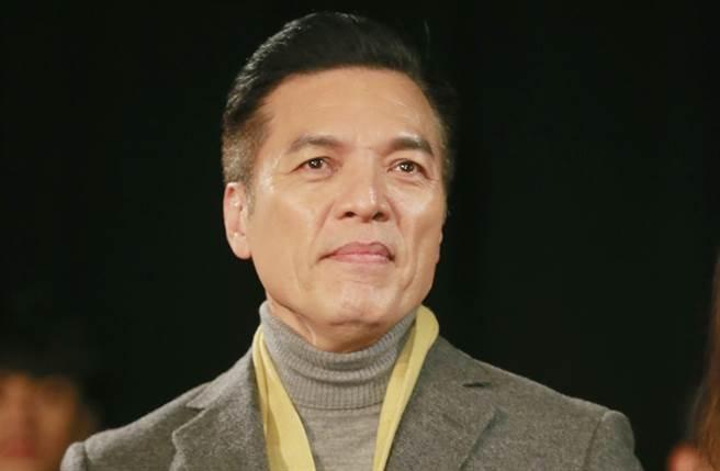 朱永德早年演出《台灣龍捲風》、《世間情》。(圖/中時資料照片)