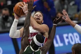 NBA》帕金斯:籃網買下葛瑞芬的效用很小