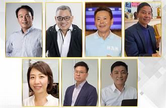 2022選舉搶先報》新竹市長四黨搶  空降大戰在地聲量比一比