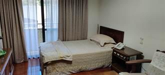 【分租有詭】立委會館簡陋?葉毓蘭分享7張照片:32吋電視、雙人床、免治馬桶