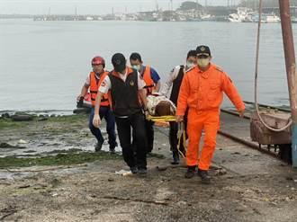 彌陀漁港驚見女子落水 送醫搶救不治