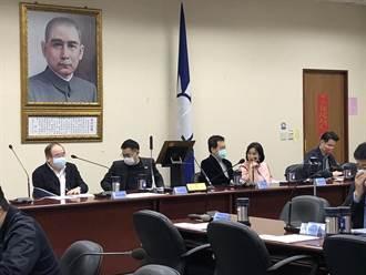 黨務報告穿插時事梗 柯志恩:李乾龍、江啟臣是青銀共居最佳典範