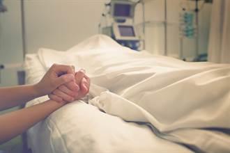 當一個人過世時 陪伴者會看到生命?